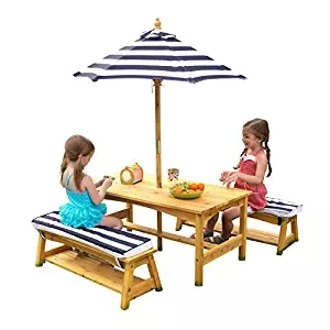Kidkraft outdoor table chairs