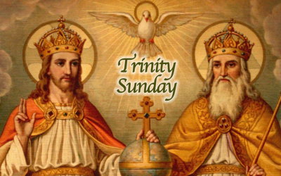 From the Pulpit… Trinity Sunday Message to St. Mary's Fathers
