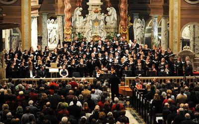 Buffalo Philharmonic Chorus/Orchestra to Perform at St. Mary's in November