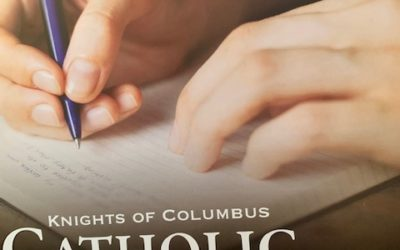 KNIGHTS OF COLUMBUS CATHOLIC CITIZENSHIP YOUTH ESSAY CONTEST
